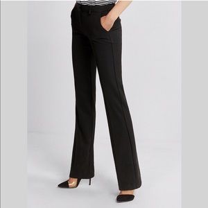 Express Editor black dress pants L